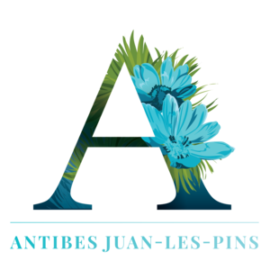 The gardens in Antibes - Juan-les-Pins